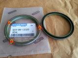 KOMATSU roda as peças de Enginr do carregador, selo (424-09-12320)