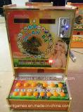 Het muntstuk stelde MiniGokautomaat Populair in Ghana en Oeganda in werking