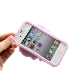 iPhone 4G/5g/6gのための工場Price Soft Lovely Cartoon Silicon Bumper Phone Case