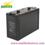 2V1500ah batterie solaire de gel solaire solaire de l'accumulateur VRLA