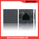 Éclat de Hight de mur visuel polychrome extérieur de la location DEL avec le service avant (pH4.81)