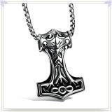 ステンレス鋼の宝石類の方法ネックレスの方法ペンダント(LB341)