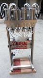 Máquina de rellenar líquida del vacío de YT