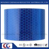 PVC 물자 파란 사려깊은 안전 경고 Conspicuity 테이프 (C3500-OXB)