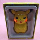 Pokemon va batería de la potencia de la historieta de Pikachu