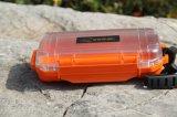 Boîte-cadeau étanche tous temps d'instruments de boîte en plastique de Waterproof&Crushproof