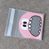 Beeldverhaal die Plastic Verpakkende Zakken voor Speelgoed afdrukken