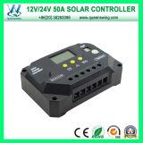 солнечный регулятор 50A для солнечной электрической системы (QWP-VS5024U)