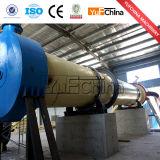 Secador de tambor rotatorio profesional para las pelotillas de la biomasa