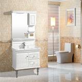 PVC moderne Bathroom Vanity Cabinet de Style avec Mirror Cabinet