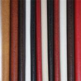 PVC Stocklot di cuoio sintetico (138#) del sofà del reticolo di prezzi R64 di promozione