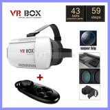 "3.5~6.0 "" Smartphones Moive Game를 위한 3D Vr Virtual Reality Box Headset 3D Movie Game Glasses Adjust Cardboard Vr Box Case"