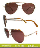 Form-Mann-Sonnenbrille-Metallsonnenbrillen mit neuem Entwurf (93-B)