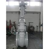 Soupape à vanne de l'acier du carbone des tailles importantes API600 rf