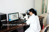 Rapidamente identificando o microscópio metalúrgico de Digitas