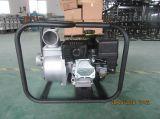 Pompe à eau d'essence de 4 pouces avec le bâti spécial