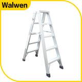 Dubbele Partij die de Ladder van de Stap van het Aluminium van het Huishouden vouwen