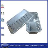 Алюминиевая зона контейнера 3 алюминиевой фольги отсека материала 3