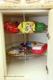 Euro- gabinete de cozinha clássico do PVC do estilo