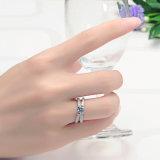 온라인으로 우아한 순은 반지 판매 (SH-R0099)