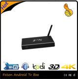 De Huisvesting 2GB/8GB Kodi 16.0 van het aluminium Doos van TV van het Systeem de Androïde Slimme