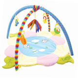 O bebê brinca a esteira da ginástica do jogo do bebê do tapete do jogo (H9540001)