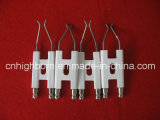 H Shape Ceramic Spark Plug mit Needle Wire