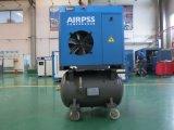 15kw kombinierter Schrauben-Luftverdichter