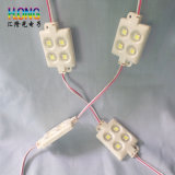 Maak 4 Pieces LED Chips met 0.96W DC12V LED Module waterdicht