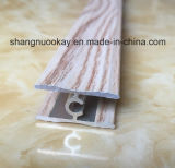 Anodisiertes gleitendes Garderoben-Tür-Aluminiumprofil