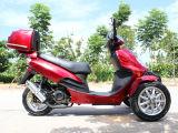 De nieuwe Goedgekeurde Autoped 200cc 300cc 150cc Met drie wielen van het Gas/van de Benzine EPA