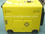 5kVA/6kVA Silent Type Diesel Generator mit Druckluftanlasser Optional
