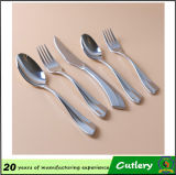 Qualité Stainless Steel Available dans Various Color Cutlery