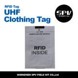 Tag do cair da freqüência ultraelevada de Rifd para a gerência conservada em estoque dos vestuários