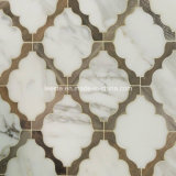 Mosaico de chorro de agua, de mármol del mosaico y del modelo de mosaico