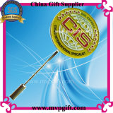 Ha annunciato il distintivo di Pin di metallo con i vari colori