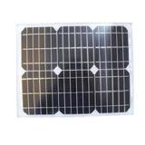 Панель солнечных батарей энергии 20W Ebst-18V20W зеленая Mono