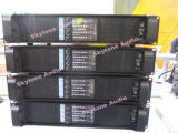 Amplificador de potencia del interruptor de Fp6000q 4X800W, amplificador profesional