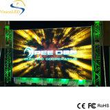 Напольный экран стены SMD СИД видео- с тангажом 10mm для рекламировать Rental