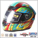 Мотовелосипед шлема мотоцикла полной стороны/перекрестный шлем (FL105)
