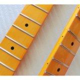 Garganta Tele da guitarra do bordo canadense da frição do matiz 21 do vintage