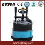 Apilador eléctrico del alcance del apilador 1.2t del envase de Ltma