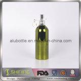De lege Flessen van het Aluminium van de VacuümDeklaag