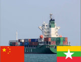 LCL Ocean Shipping Service From China a Myanmar