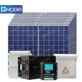 Mini sistema di generatore domestico di energia solare di Moge 5kw