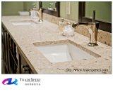 Marbre en cuisine et salle de bains de dessus de vanité de vente