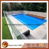 Suelo de /Black/Grey/Brown/Beige/azulejo de mármol blancos Polished superficiales de la piscina