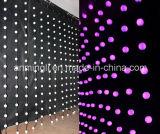 Het Gordijn van RGB LEIDENE Bal van het Pixel