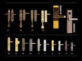 الصين سعر جيّدة مع يليّن زجاجيّة فولاذ باب [إإكستريور دوور] أمن باب ([فد-910])
