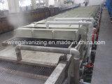 Гальванизированный стальной провод делает машину с сертификатом ISO Ce